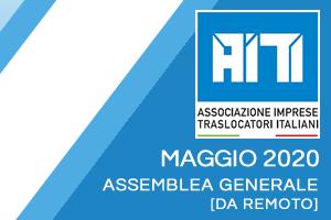 Asseblea Maggio 2020